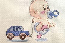Cross stitch made by me