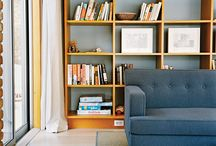 Beach House Inspiration / Finding examples of the beachy feel for our living and dining space. / by Andrea Chiu