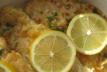 Chicken & Lemon