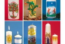 candle decorating