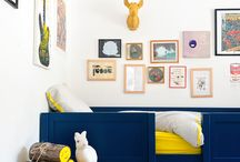 Kids Room / by Liz O'Shields