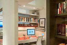 Work space / Decoração