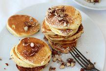 Food {Pancakes, Pfannkuchen und Crêpes}