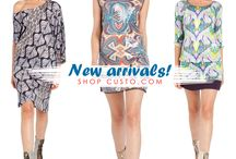 New Arrivals / Disfruta de las últimas novedades de nuestra tienda online! / by Custo Barcelona