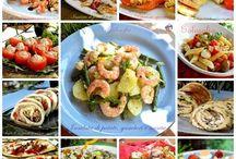 piatti estivi : primi,secondi,piatti unici ecc
