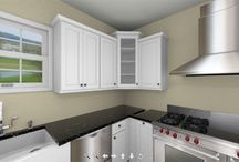 Kitchen Plans & Designs