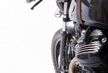 Cafe racer / Less....is beauty