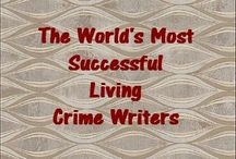 The World's Most Successful Living Crime Writers / The world's most successful living crime writers-- a list compiled by the UK's Daily Mail.