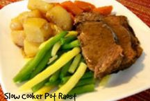 Slow Cooker Recipes / Use your slow cooker to make wonderful German foods. Soups and pot roasts that will make your busy day delicious! / by Quick German Recipes