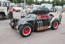 VW rat rods