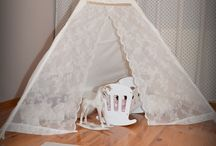 DIY by Lenkowo mi... :) / Tipi, Teepee - DIY