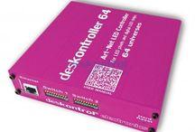 deskontroller 64 / Art-Net LED controller
