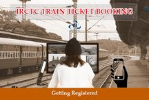 IRCTC (Indian Railways Catering and Tourism Corporation)