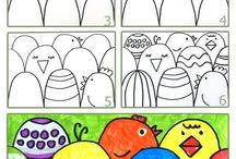 tekenopdrachten bovenbouw