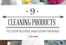 Chemically Clean / by Kelsey Gardner