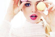 Pink/Pastel/Nude / Mode, déco, nourriture, idée en mode pastel