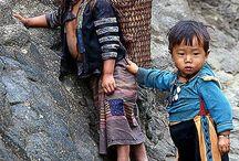 le courage des enfants du vietnam