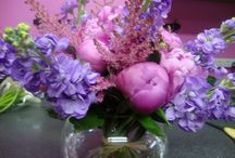Mothers Day Flowers / Stunning flower arrangements with Mum in mind.