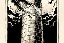 16.The Tower / 日本名『塔』 急転直下。解放。