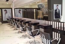 Cool Cuts Luxury / Nuestro nuevo salon en Unicenter Cool Cuts Luxury