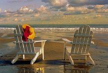A beach life