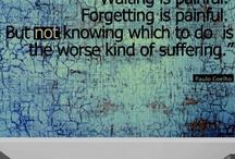 Quotes  / by Glenn Hoy