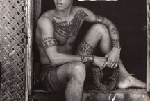 Pieces of art (Tattooed) / Men