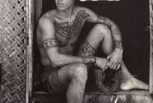 Pieces of art (Tattooed) / Men