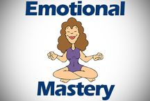 Emotional Mastery / No matter what kinds of emotions you are currently struggling with, these maps will help you manage these emotions far more effectively.  http://mastermindmatrix.com/article-categories/emotional-mastery/ / by IQ Matrix