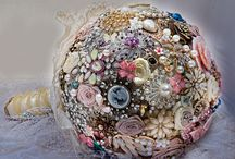 Brooch bouquets / Brooch bouquets for weddings