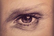 art / #face #art #drawing