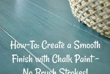 Hand Painted Furniture Ideas & Tips