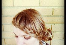 hair stuff  / by Jenny Mills