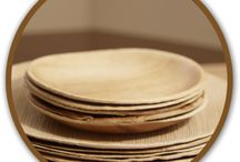 Organareca / Areca Leaf Plates- Leading High Quality areca leaf suppliers and wide range of disposable areca Palm leaf plates/products exporters to customers in Bangalore India  http://www.organareca.com