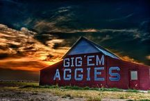Gig 'em Ags. / by Kate Bannon