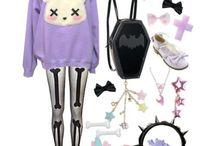 Super Kawaii Tøj