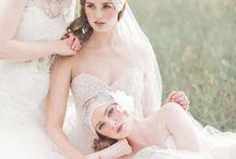 Group Bridal Posing