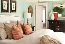 Interiors: Bedrooms / by Jeanette Morrow