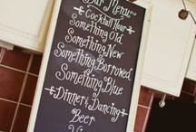 Wedding and Party Signage
