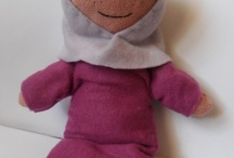 Examples of Muslim Dolls from the internet