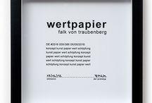 wertpapier DE #2016 / be a smart investor, be an art investor.  2016 jeden tag. ein wertpapier. zum spekulieren. datiert, signiert. nummeriert. 366 unikate. je 107 euro     DE #2016 00X/366 0X/0X/2016 konzept kunst papier wert schöpfung kunst papier wert schöpfung konzept papier wert schöpfung konzept kunst wert schöpfung konzept kunst papier schöpfung konzept kunst papier wert  wertpapier DE #2016 schwarzer holzrahmen – 17x17x3,5cm