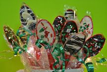 Chocolate Spoons / by Cindy Harrison