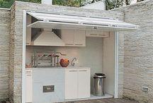 cucine all aperto