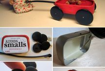 Toys hand made