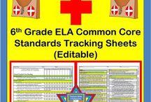 Common Core ELA / by Breezy Desmond