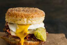 burger & sandwich