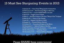 Stargazing .....