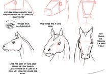 Eläinten piirtämiseen