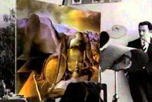 Salvador Dalí / Obra y Videos del Genio