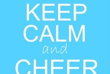 Cheer / by Janice Atkins